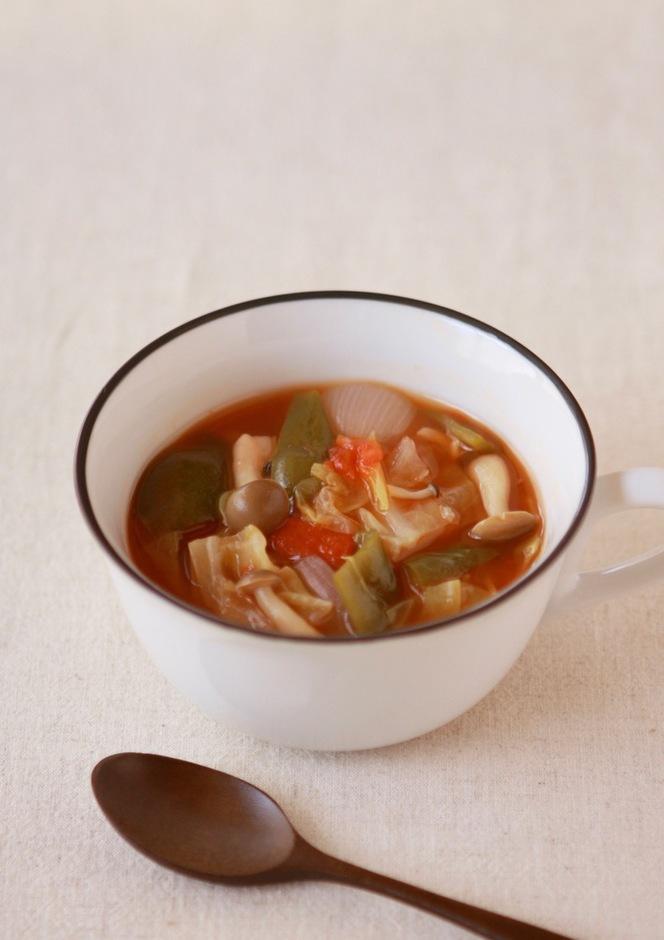 簡単 トマトスープ