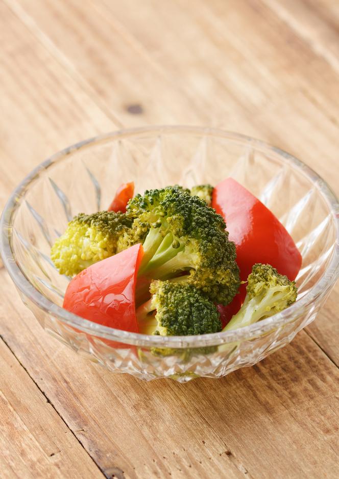 レンジで作る 野菜のピクルス