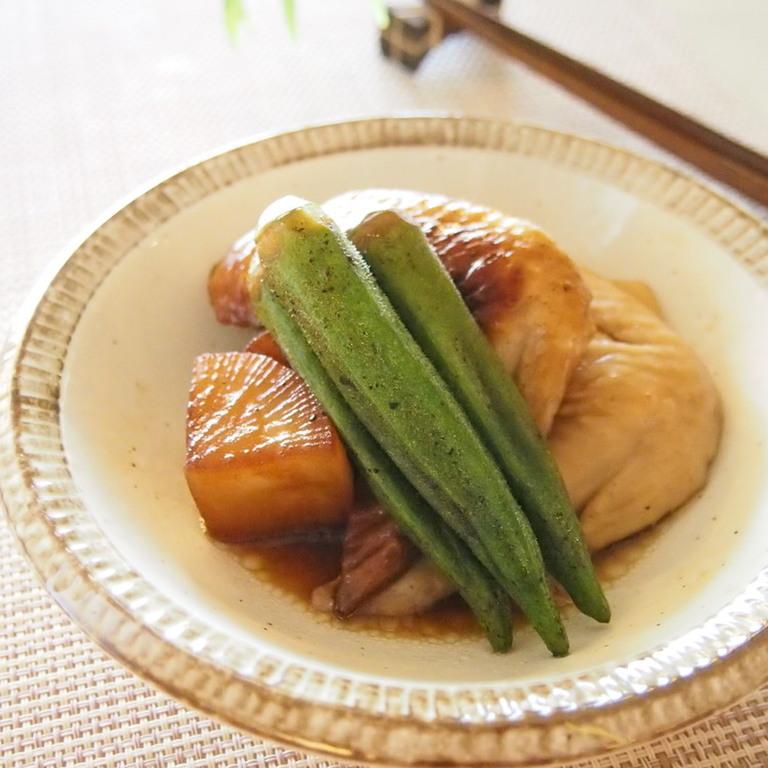 鶏手羽先 お酢でホロホロ煮