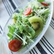 サラダをもっとヘルシーに!野菜の水切りが重要