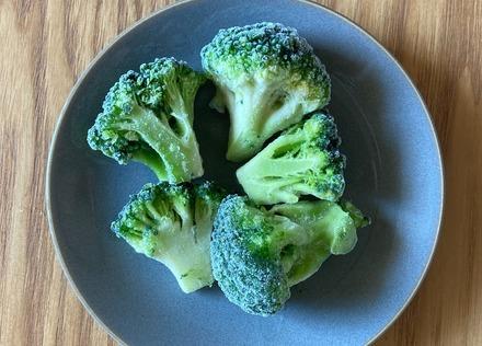 副菜に困ったときは市販の冷凍野菜で