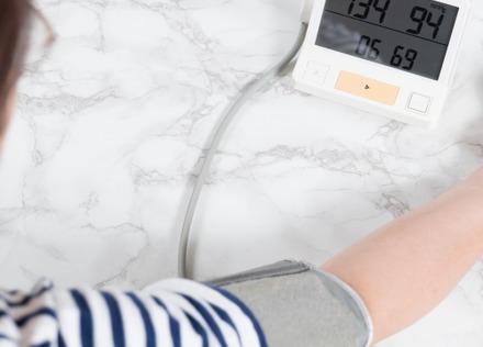 普段の血圧は家庭で測定しましょう