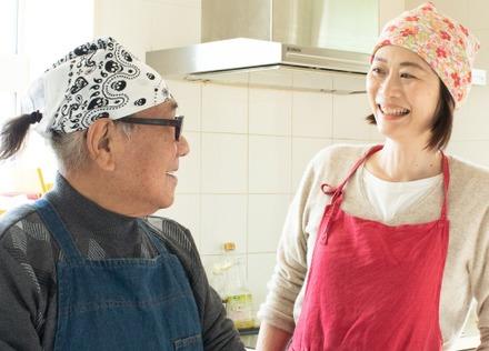 「心のえいよう」料理研究家・小林まさみさん、まさるさん 二人ともに、楽しく、健やかに仕事を続けられるコツとは?