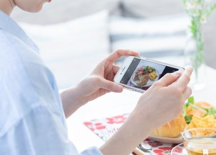 食事記録をつけると自分の食生活の傾向がわかります