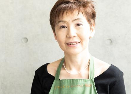 「心のえいよう」料理研究家 小田真規子さん 繰り返し作ることが、料理を楽しむ秘訣に