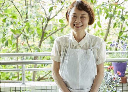「心のえいよう」料理研究家 堤人美さん 身近にある楽しさを見つけて、上手に気分転換を
