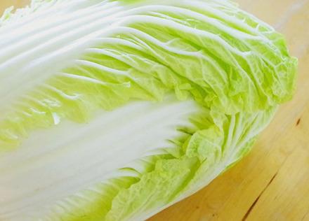 「白菜」の栄養を逃さずに摂る調理法とは?