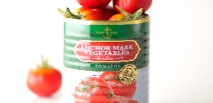 トマト缶が危ない?妊娠中は選び方に注意して