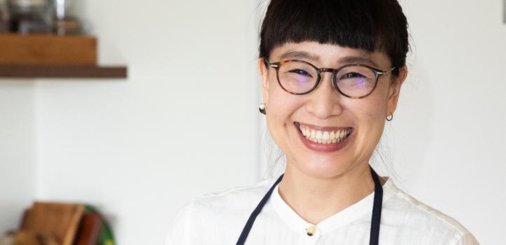 「心のえいよう」 市瀬悦子さん  自由に作る料理の楽しさも忘れずに