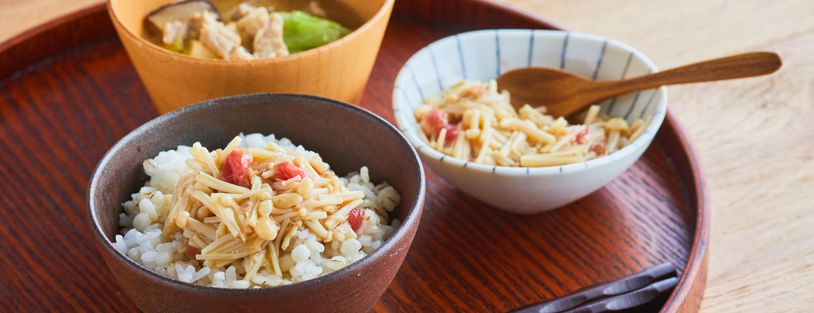 食物繊維が摂れる レンチン副菜