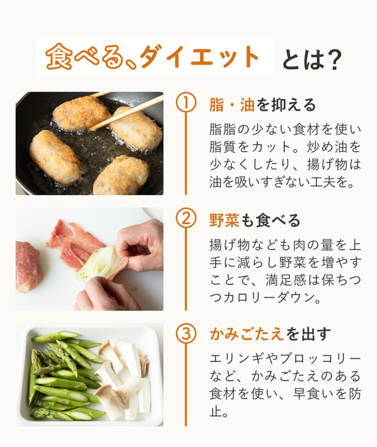 無理しない#食べるダイエット