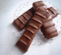 バレンタインに♪高野豆腐のサクチョコバー