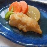 白身魚のおろし煮