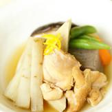 お野菜たっぷり♫鶏の照り煮合わせ