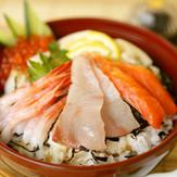 おうちで作ってみよう海鮮丼