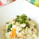 ❁中華風炒り豆腐❁