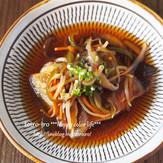 野菜も摂れる カレイの中華風あんかけ
