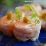 ✿筍の豚肉巻き焼き柚子胡椒で♪✿