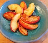 簡単 フライパンで焼きリンゴ