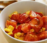 トマタマ丼
