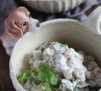 インドの味 ひよこ豆のヨーグルトサラダ