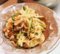 簡単!明太子マヨの切り干し大根サラダ