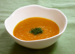 簡単 トマトの冷製スープ