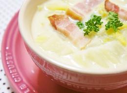 手間なし簡単 白菜のクリームシチュー