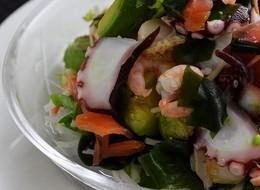 ごちそう海鮮サラダ