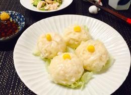 ダイエット中も 豆腐と鶏ひき肉シュウマイ