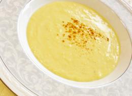 濃厚さつまいもスープ