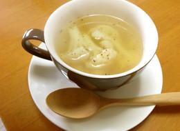 カリフラワーだけのスープ