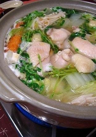 ベトナム風鶏鍋