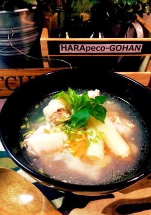 濃厚コラーゲンの参鶏湯