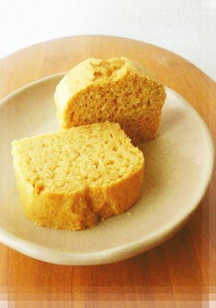 ふわふわ お豆腐ときな粉のケーキ
