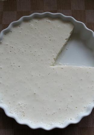 簡単 豆腐ヨーグルトムース風