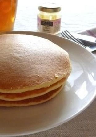 おから入り米粉パンケーキ