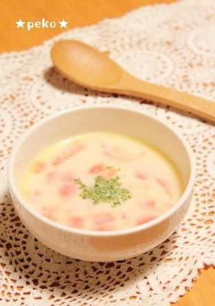 シンプル簡単トマトスープ