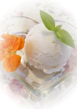 簡単 豆腐アイスクリームレシピ