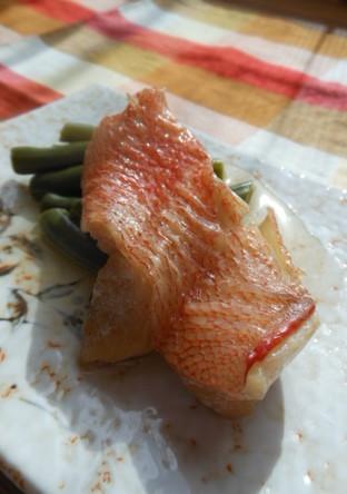 赤魚の煮魚