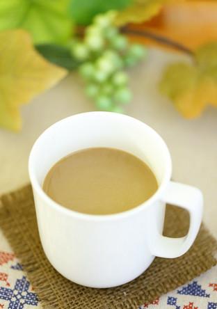 あったか ホットミルクコーヒー
