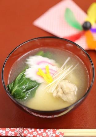 ❁関東風のお雑煮❁