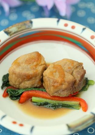 豚肉の甘酸っぱマーマーレード煮♫