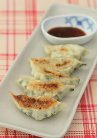豆腐とおからでヘルシー餃子