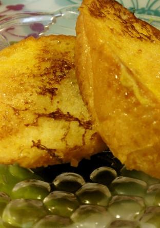 朝食おやつに フレンチトースト