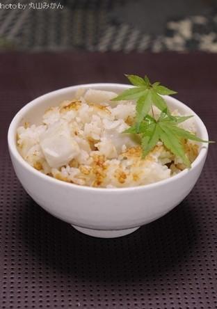トロトロ 里芋の炊き込みご飯