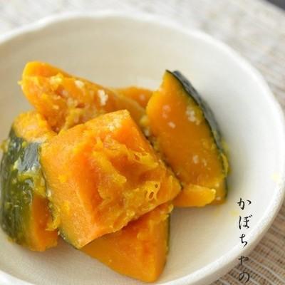 かぼちゃの塩麹煮