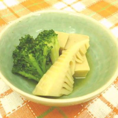 凍り豆腐のじゅわっと煮