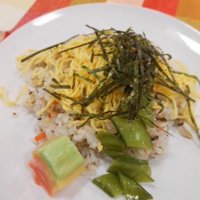 さばの炊き込み寿司