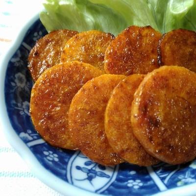 にんじんのカレー焼き